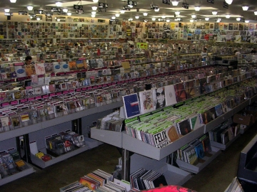 Amoeba Music record shop (Foto: Wikipedia)