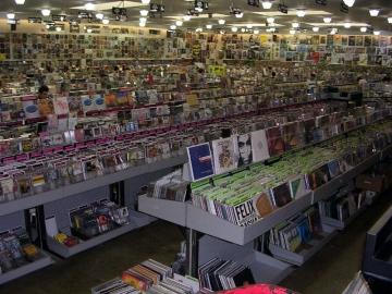 Amoeba Music record shop (Foto: Wikipedia)