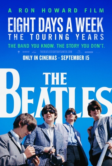 'Eight Days A Week - The Touring Years'