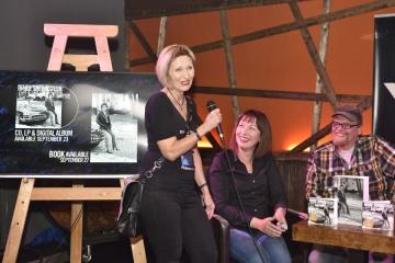 Obožavateljica Sanja koja je u Padovi na pozornici zaplesala sa Springsteenom (Foto: Vedran Metelko)