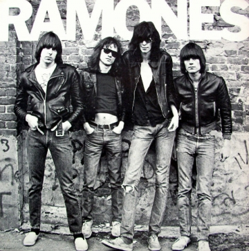 The Ramones 'Ramones'