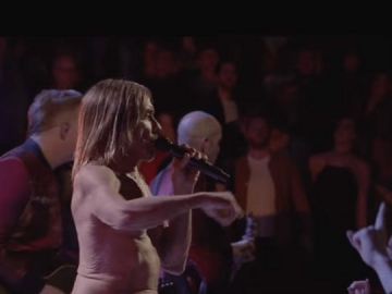 Iggy Pop - Live at the Royal Albert Hall (Izvor: Youtube)