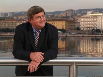 Vojko Obersnel, gradonačelnik Rijeke (Foto: Wikipedia)