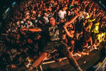 Atmosfera na ovogodišnjem Punk Rock Holidayu (Foto: Roberto Pavić)