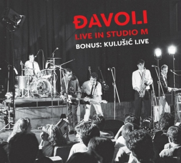 Đavoli 'Live in Studio M & bonus: Kulušić Live'