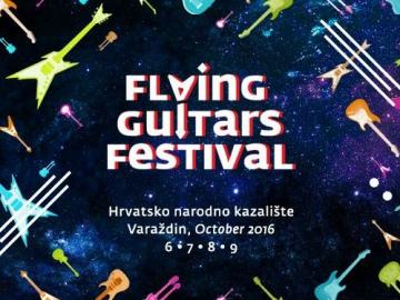 Festival letećih gitara – Flying guitar festival