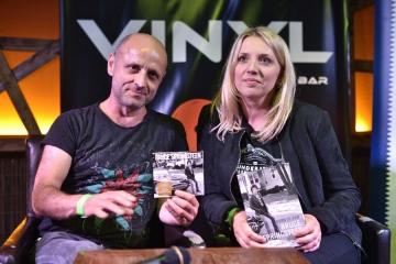 Mile Kekin i Lada Furlan Zaborac (Foto: Vedran Metelko)