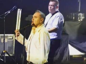 Morrissey pjeva Ramonese u Kings Theatre u Brooklynu (Izvor: Youtube)