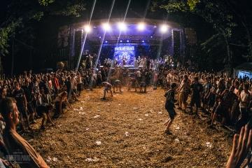 'Wall of death' na nastupu Sick Of It All (Foto: Roberto Pavić)