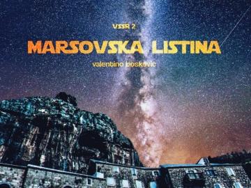 Valentino Bošković - Marsovska Listina