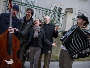 Tamara Obrovac Transhistria Ensemble (Foto: T. Genc)