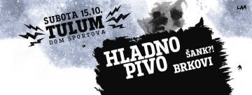 Tulum u Domu sportova: Hladno pivo, Brkovi i Šank?!