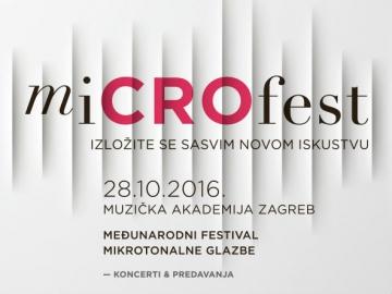 miCROfest - Međunarodni festival mikrotonalne glazbe