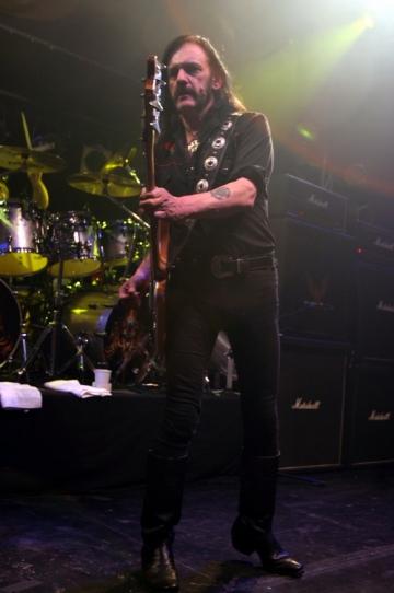Lemmy Kilmister (Foto: Wikipedia)