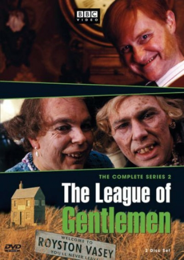 'The League Of Gentlemen'