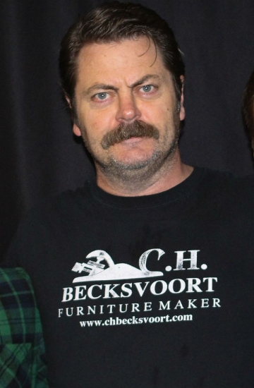 Nick Offerman (Foto: Wikipedia)