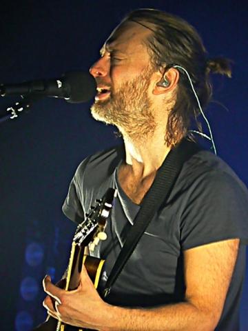 Thom Yorke (Foto: Wikipedia)