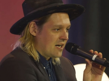 Win Butler gost Red Bull Music Academyja