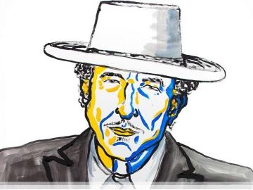 Bob Dylan - dobitnik Nobelove nagrade za književnost 2016. godine