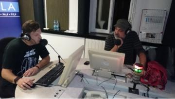 Boris Bijelica Bebeto i Branimir Slijepčević Brada - voditeljski dvojac ukinute kultne emisije 'Revija na ledu' na Radiju Pula (Foto: Regional Express)