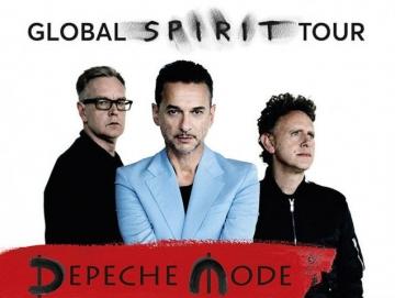 Depeche Mode u Ljubljani