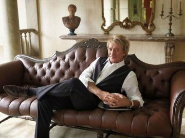 Rod Stewart (Foto: Rodstewart.com)
