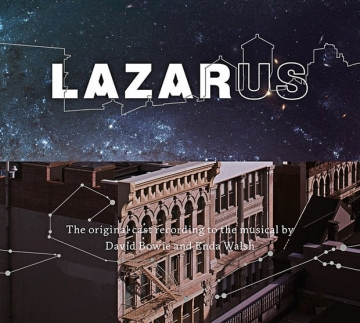 David Bowie 'Lazarus'