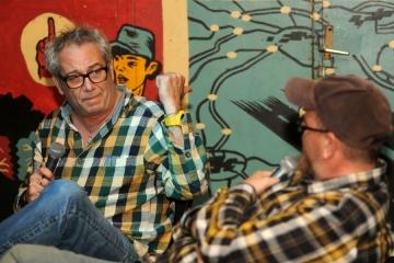 Močvarna ćakula s Mikeom Wattom (Foto: Vedran Pobi)