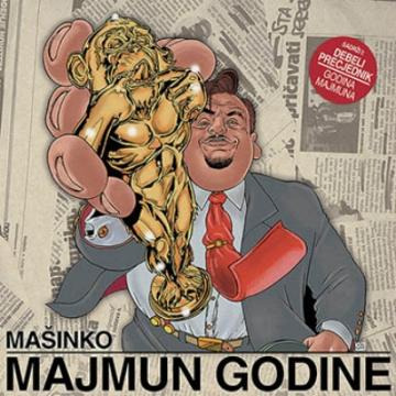 Mašinko 'Majmun godine'