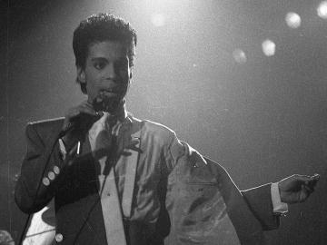 Prince snimljen 1986. godine (Foto: Wikipedia)