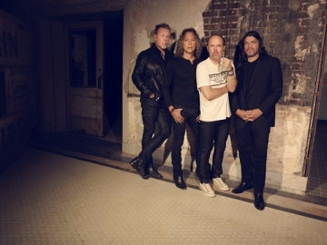 Metallica 2016. (Foto: Universal Music)
