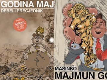 Debeli Precjednik/Mašinko - Godina majmuna/Majmun godine