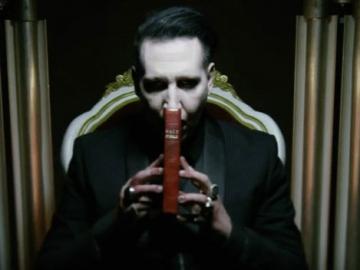 Marilyn Manson u novom spotu 'Say10'