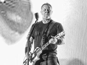 James Hetfield (Foto: Roberto Pavić)