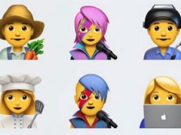 David Bowie emotikoni na novom Apple iOS-u