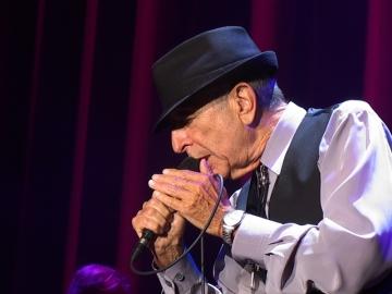 Leonard Cohen (Foto: Zoran Stajčić)