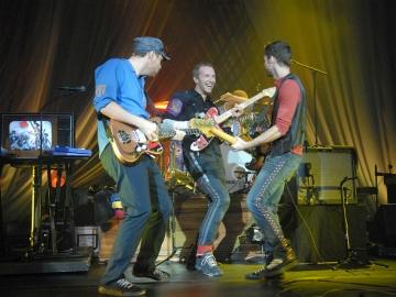 Coldplay (Foto: Wikipedia)