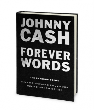 Johnny Cash 'Forever Words: The Unknown Poems'