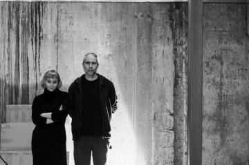 Natasha Kadin i Hrvoje Pelicarić - organizatori Ispod bine, splitskog festivala eksperimentalne i impro glazbe, te zvukovne umjetnosti