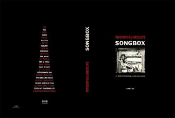Ovitak knjige notnih zapisa Songbox grupe Pips Chips And Videoclips