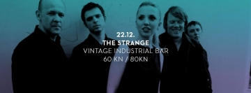 The Strange u Vintage Industrial Baru