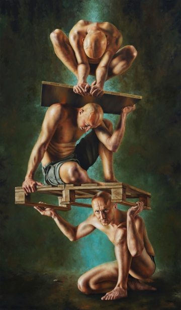 Anton Franz Höger - Balance