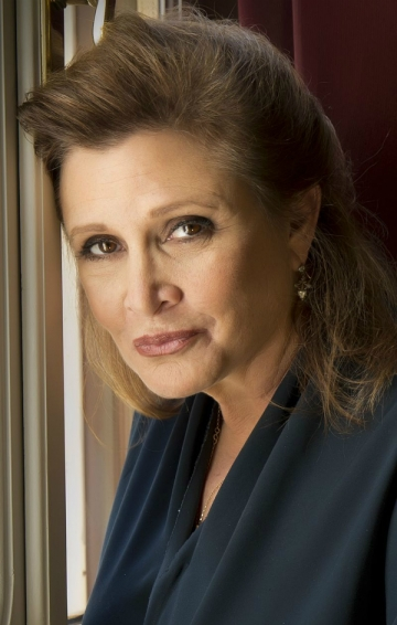 Carrie Fisher (Foto: Wikipedia)