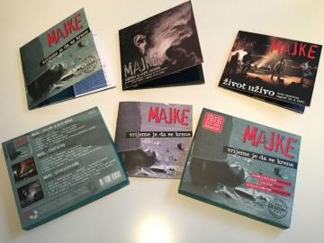 Trostruki CD box set 'Vrijeme je da se krene'