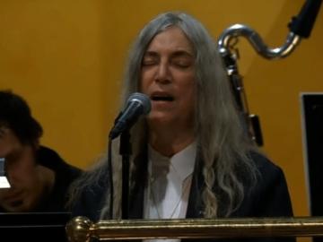 Patti Smith na svečanosti dodjele Nobelovih nagrada