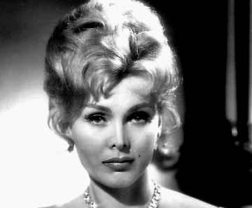 Zsa Zsa Gabor (Foto: News release by Rogers & Cowan talent agents/Wikipedia)