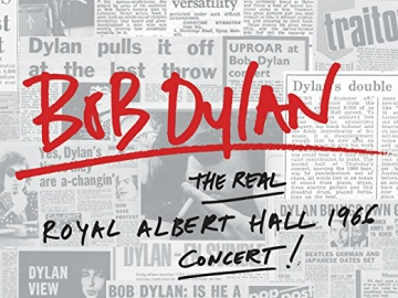 Bob Dylan 'The Real Royal Albert Hall 1966 Concert'