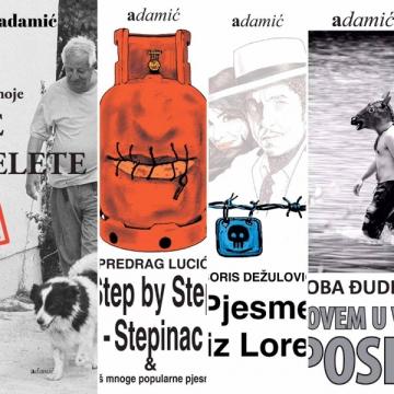 Smoje, Lucić, Dežulovi, Đuderija... nepoćudni naslovi za hrvatske knjižnice odlukom ministarstva kulture (Izvor: Adamic.hr)