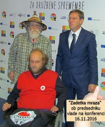 Marko Brecelj, Dani Kavas i Miro Cerar (Foto: Imo Vino)