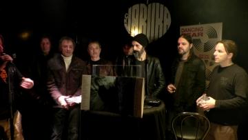 Predstavljanje obljetničkog reizdanja albuma 'Vrijeme je da se krene' u Jabuci (Foto: Zoran Stajčić)